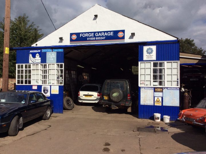 Get in touch - Visit us at Forge Garage, Lower Brailes