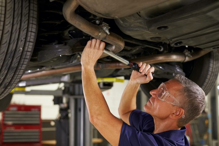 Forge Garage car repair services in Brailes